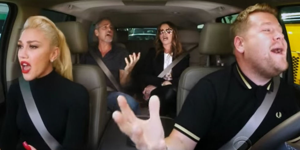 It Is Nothing Like Carpool Karaoke