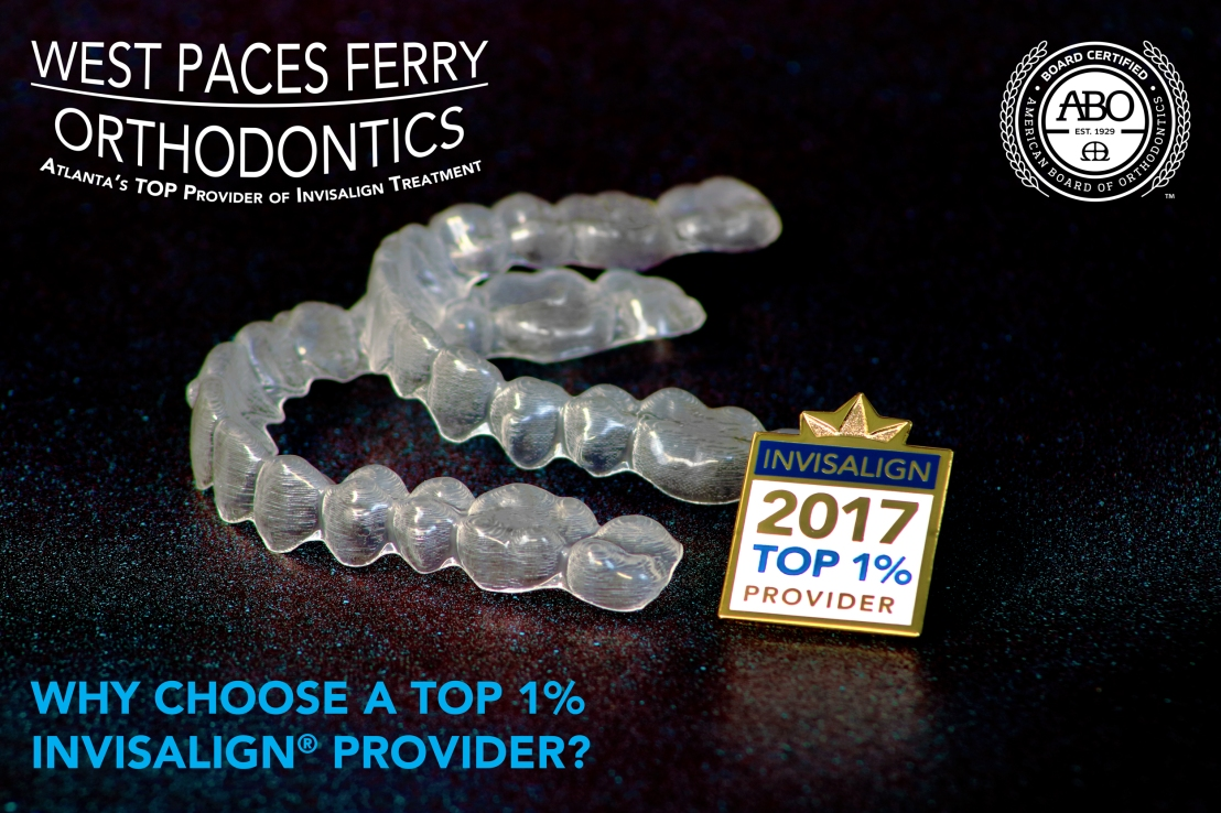 Why Choose a Top 1% Invisalign® Provider?